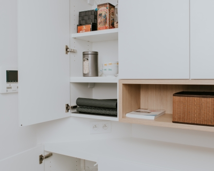 Keukens- ontwerp arch. Nele Symens
