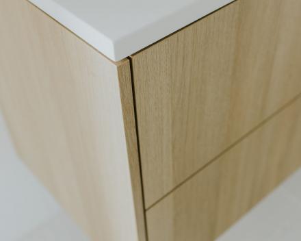 detail lavabomeubel