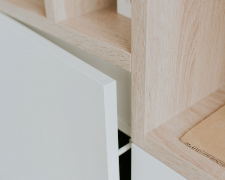 detail livingkast