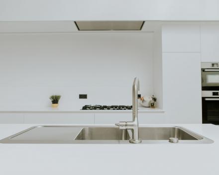 Keuken Drongen-industrieel