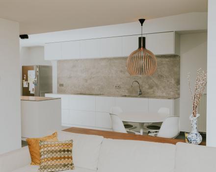 inrichting living-keuken