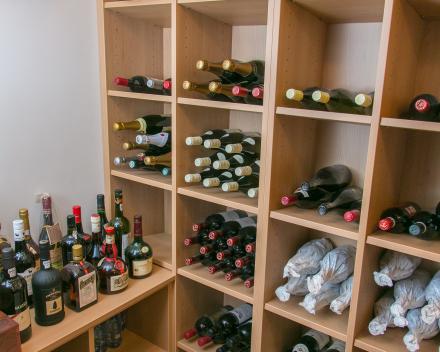 wijnkamer inrichten ?