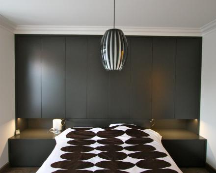 slaapkamerwand
