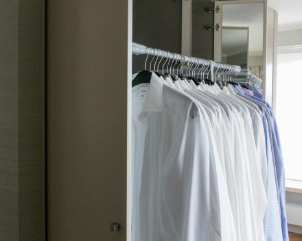 garderobelift in dressing