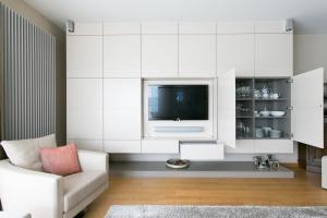 TV-en haardmeubels