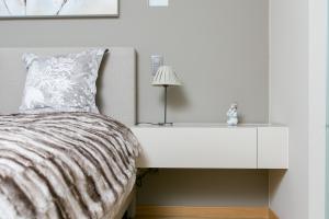 Dressing-slaapkamer